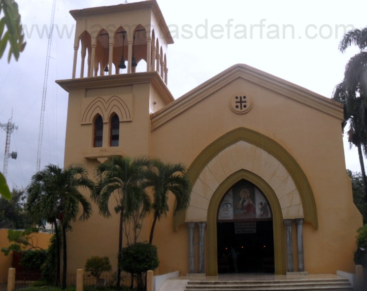 Iglesia de Las Matas de Farfan